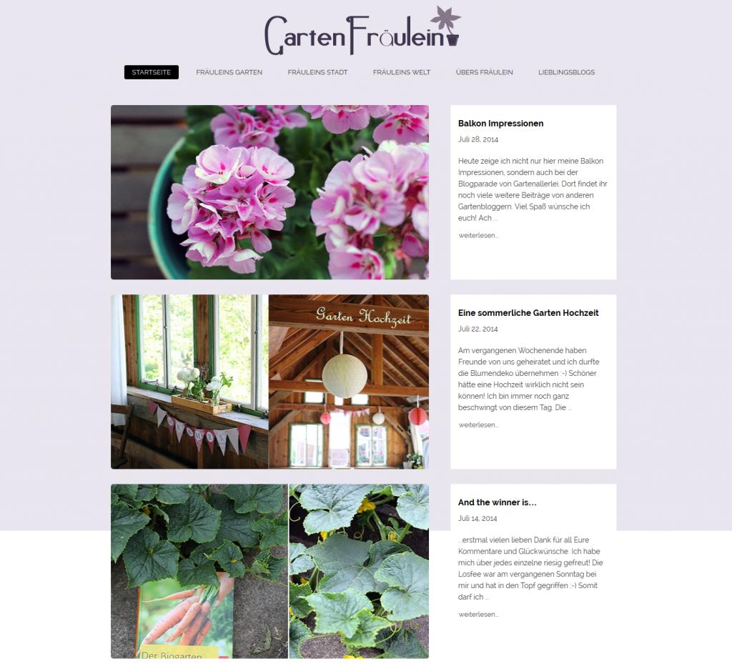 Garten Fräulein: 7 Blogger Verraten Ihre Besten Gartentipps