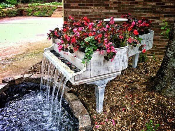 Uberlegen Inspiration Für Den Garten U2013 Piano Auf Abwegen