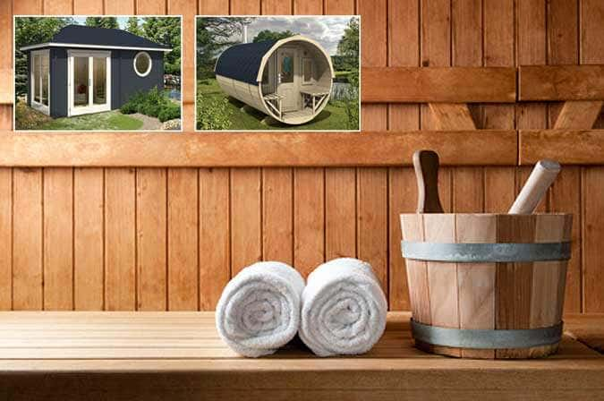 Welchen Fußboden In Der Sauna ~ Gartenhaus sauna zubehör und pflege