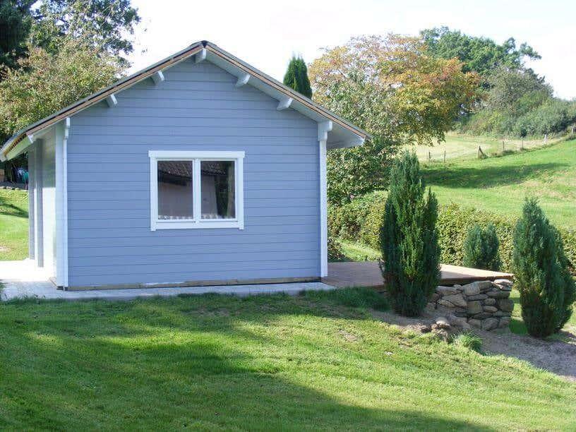 Ein Gartenhaus als Wohnung: Darauf müssen Sie achten