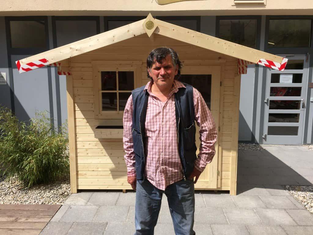 Wohnen Im Gartenhaus : Wohnen im Gartenhaus: Interview mit Tommy Schmidt