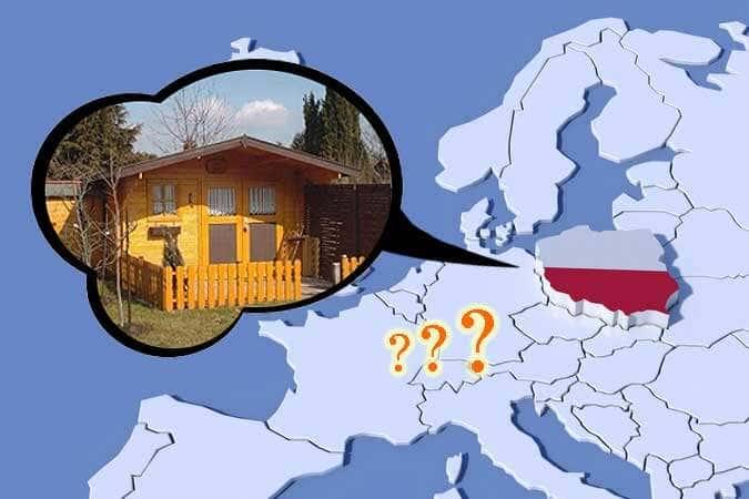 Gartenhauser Aus Polen Gunstige Alternative Oder Mythos