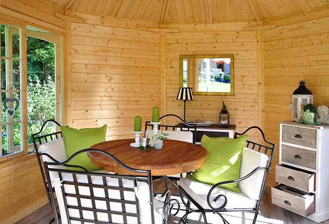der gartenpavillon emma eine aufbaugeschichte fotostory gartenhaus magazin. Black Bedroom Furniture Sets. Home Design Ideas