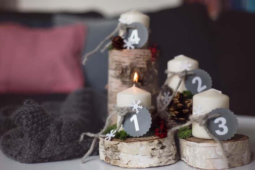 Blogparade Die Schonsten Diy Adventskranz Ideen