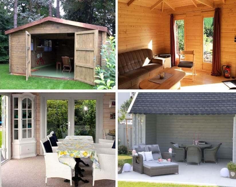 Gartenhaus Ohne Fußboden Aufbauen ~ Gartenhaus boden: unsere tipps für bodenbeläge