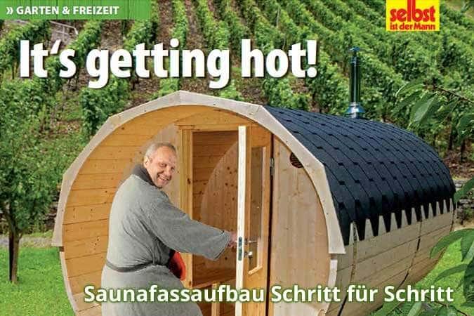 fass sauna max aufbau anleitung bei selbst ist der mann. Black Bedroom Furniture Sets. Home Design Ideas