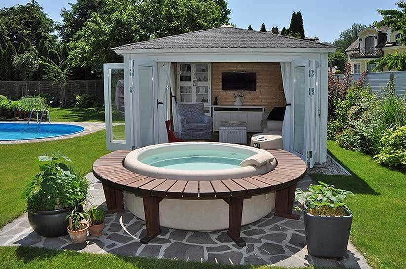Besondere Orte im Garten: Plätze zum Entspannen & Genießen