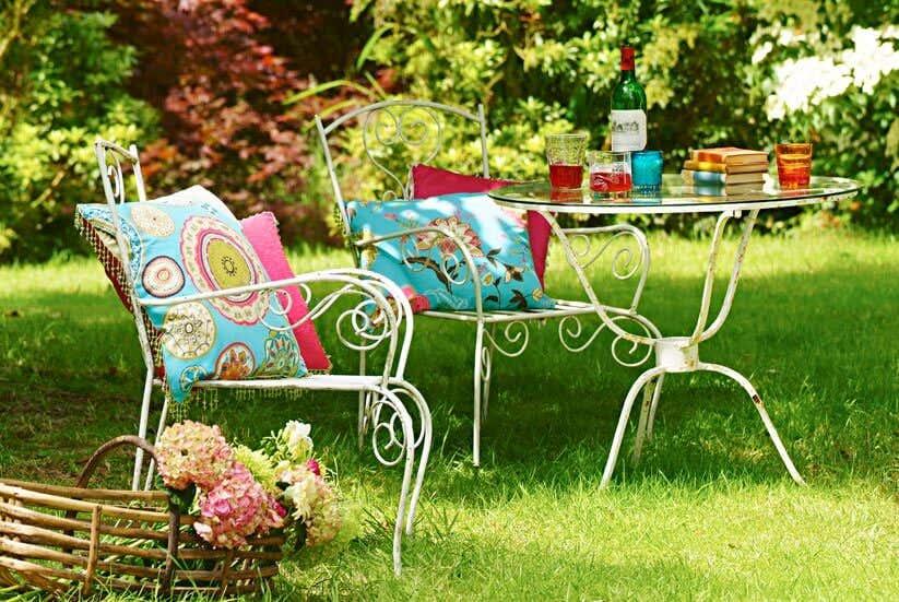 Garten Sitzecke Gestalten: Kreative Ideen Für Ihren Sitzplatz Im Grünen