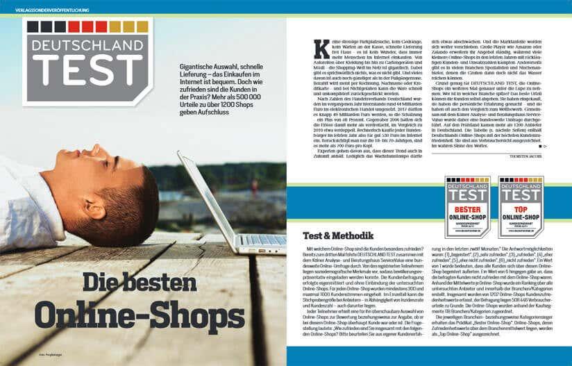 """0811b4da600bde GartenHaus GmbH: """"Bester Online-Shop"""