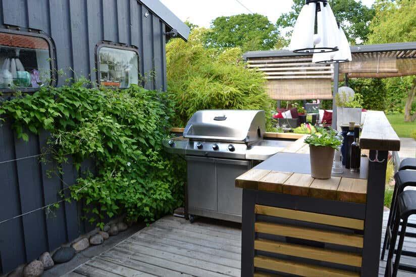Outdoor Küche Gestalten : Gartenküche selber bauen anleitung und tipps