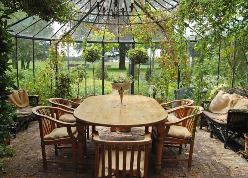 Wintergarten Bilder, Ideen & Beispiele für Ihr Zuhause
