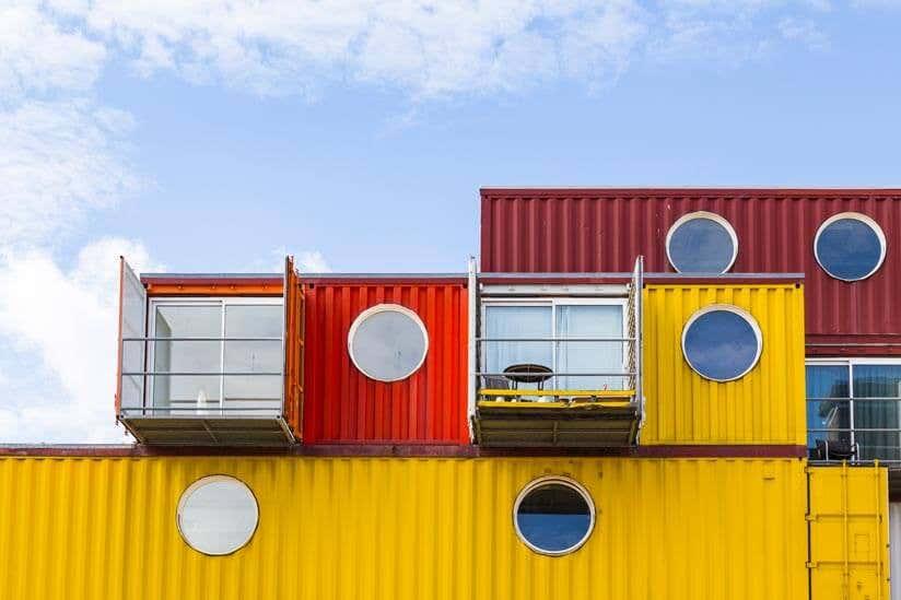 container gartenhaus tipps ideen f r ihren wohncontainer. Black Bedroom Furniture Sets. Home Design Ideas