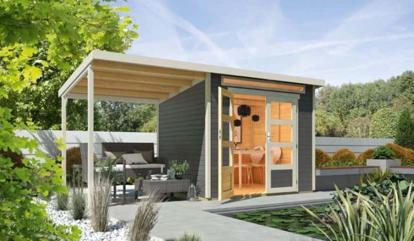 Container Gartenhaus Tipps Ideen Fur Ihren Wohncontainer