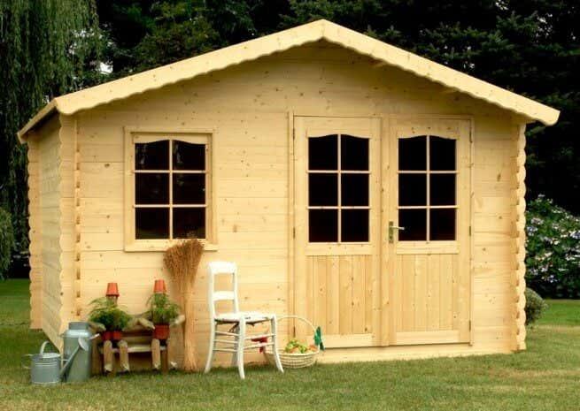 Gartenhaus Holzarten Diese 3 Holz Typen Eignen Sich Gut