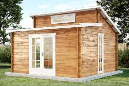 Gartenhaus Mit 70 Mm Wandstarke Kaufen 8210 Grosse Auswahl