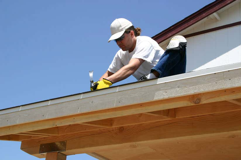 Terrassendach Erneuern So Machen Sie S Richtig