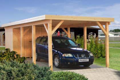 Fabulous Carport günstig kaufen: Schutz für Ihr Auto vor Hitze & Hagel NB53