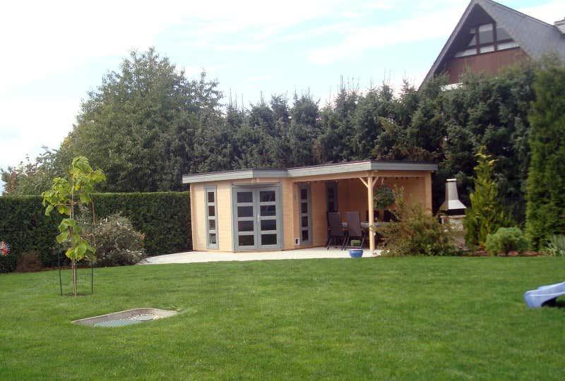 5 eck gartenhaus lindau 40 mit anbau a z gartenhaus gmbh. Black Bedroom Furniture Sets. Home Design Ideas