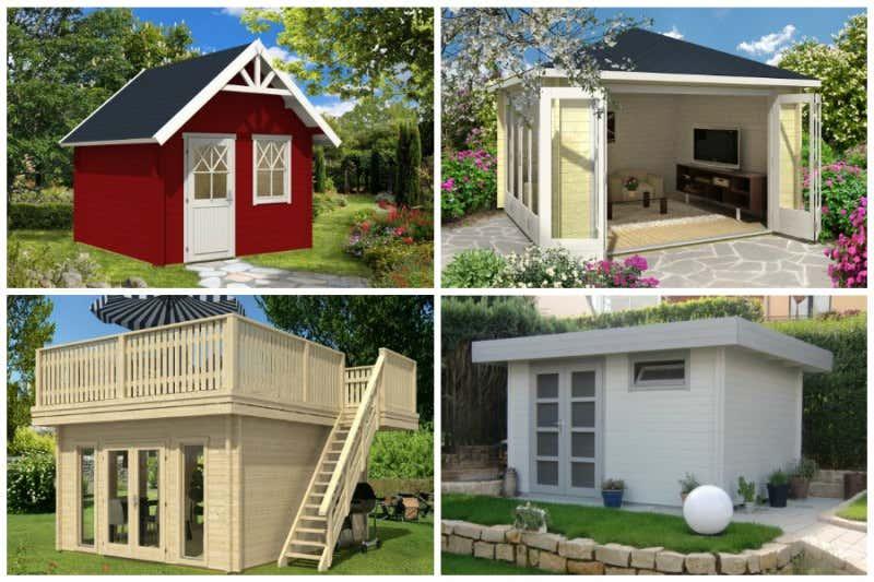 Planen Sie Ihr Gartenhaus In 10 Schritten So Geht S