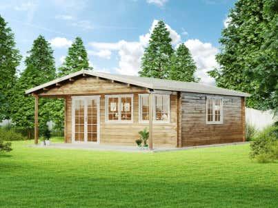 Blockhaus Kaufen Holzhaus Und Blockbohlenhaus Bis Zu 50