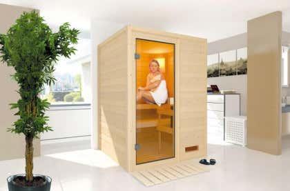 Turbo Sauna günstig kaufen: Sauna-Bausatz für Zuhause | bis zu -30% AT21
