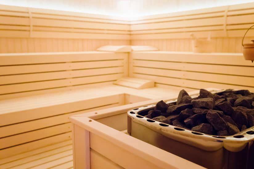Sauna-Ofen